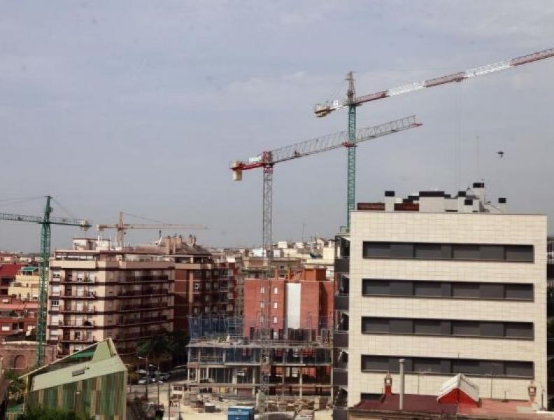 El precio del suelo sube un 38% en las grandes ciudades