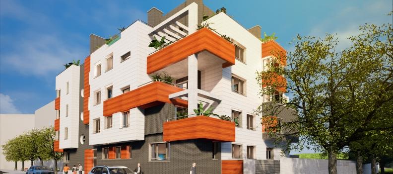 Últimas viviendas en Edificio Carche ¡Vive diferente!