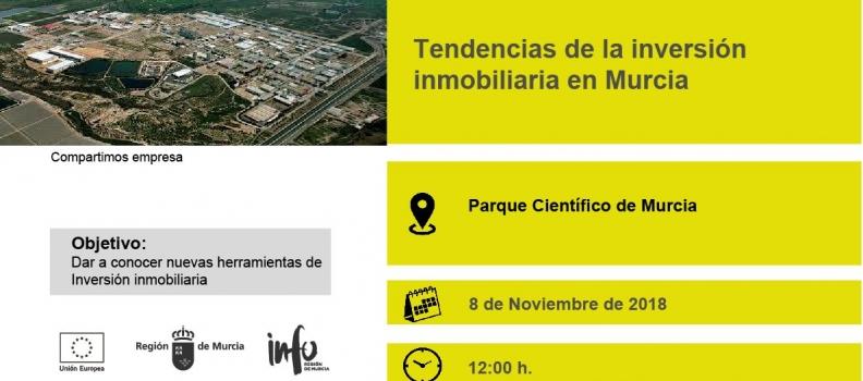 """HG Patrimonial participa en la """"Jornada de Inversión Inmobiliaria y MIPIM"""" en Murcia"""