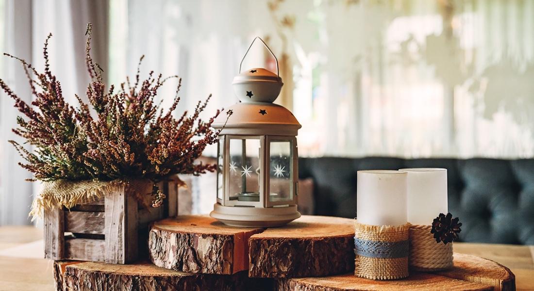 Tips para una decoración otoñal
