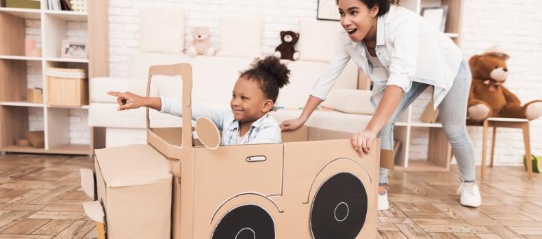 #QuedateEnCasa, actividades para hacer con niños
